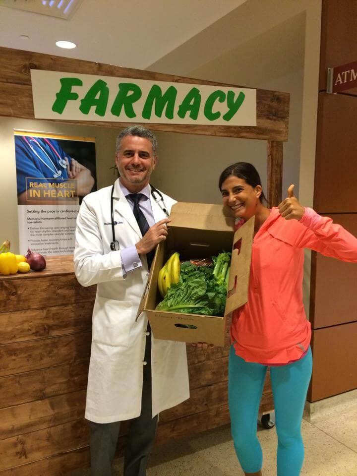farmacy - Ao invés de remédios, médico receita alimentos orgânicos