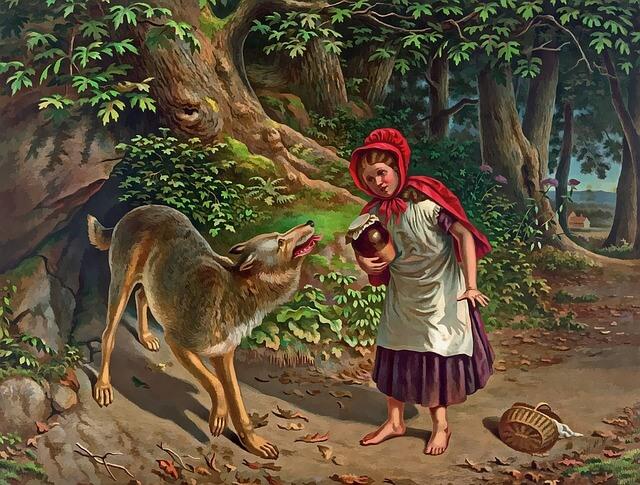 little red riding hood 1130258 640 - Conheça as mulheres que inspiraram os Irmãos Grimm