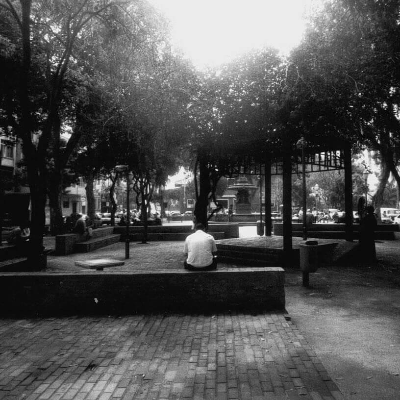 praçaterapiajpg - Praças se transformam em ilhas de solidariedade e cidadania