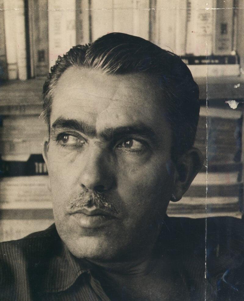 """Rubem Braga 1966.tiff - Uma reflexão de Rubem Braga sobre as lembranças contidas em """"Velhas cartas"""""""