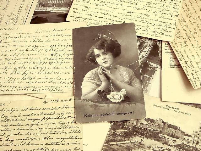 """background 1995010 640 - Uma reflexão de Rubem Braga sobre as lembranças contidas em """"Velhas cartas"""""""