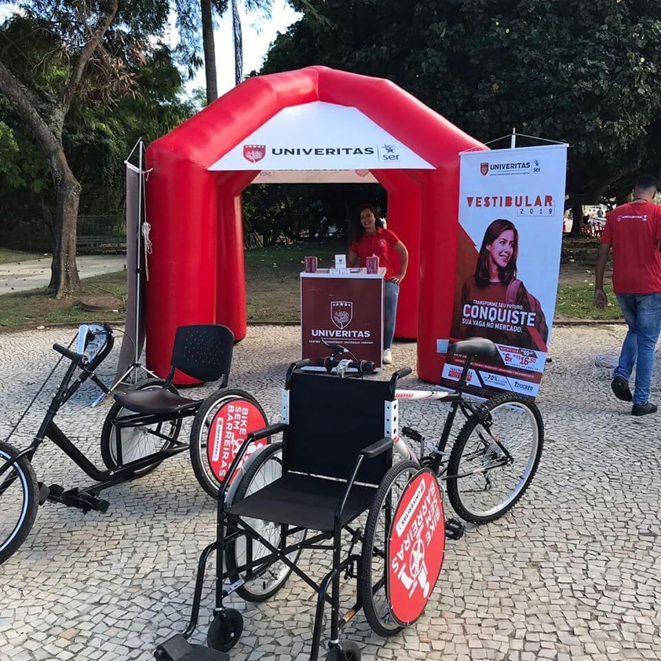 bikesembarreiras - O sucesso das iniciativas de inclusão social em cidades brasileiras