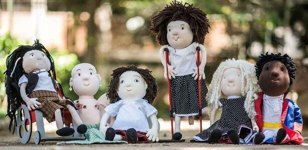 bonecos inclusao - O sucesso das iniciativas de inclusão social em cidades brasileiras