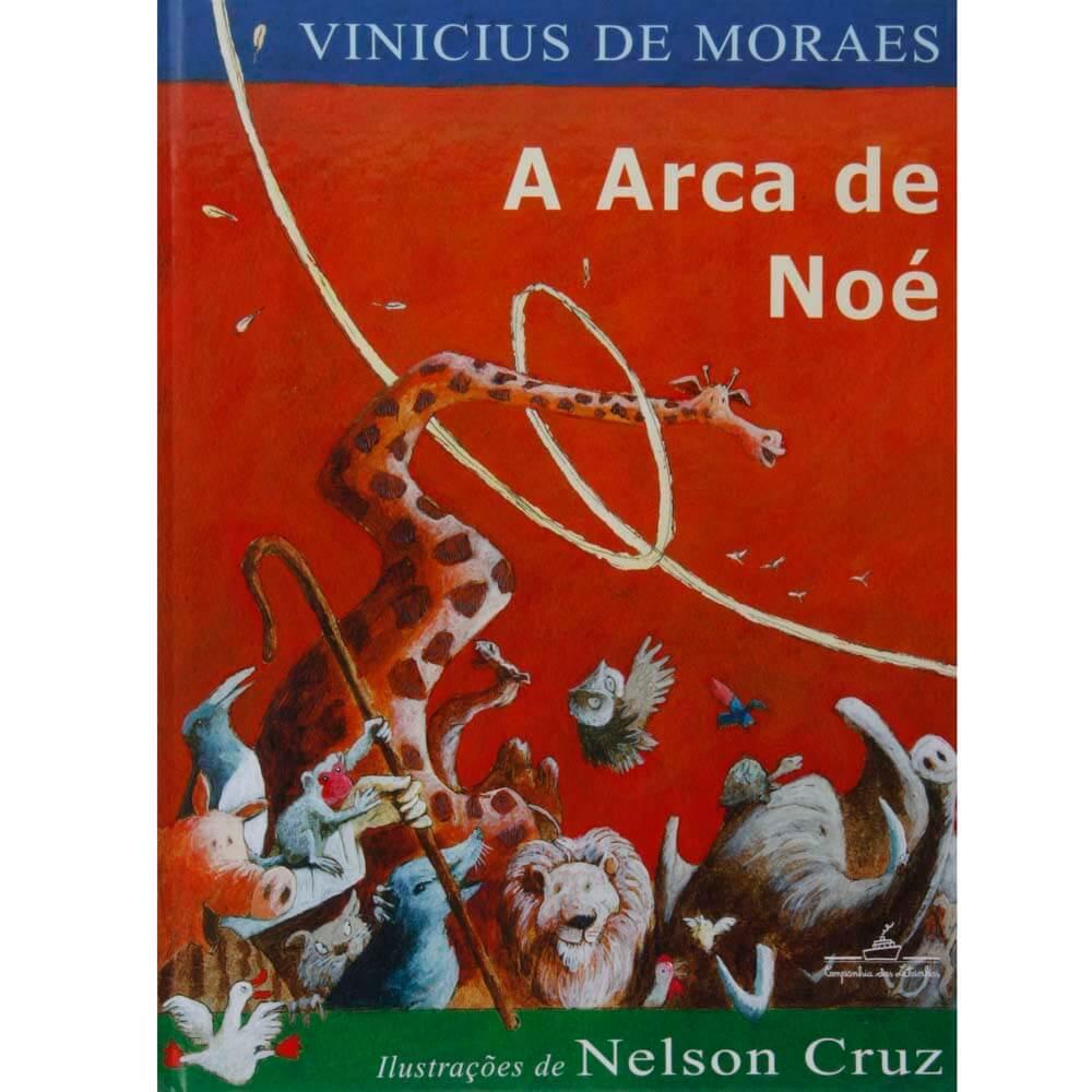 A Arca de Noe Vinicius de Moraes 112477 - 12 livros infantis para você se divertir com suas crianças