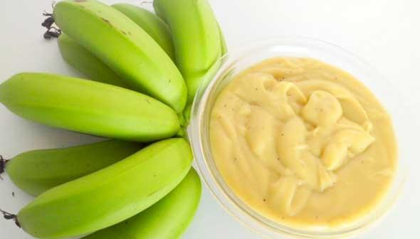 biomassa banana verde - Banana, uma fruta poderosa nas versões amarela, verde e azul