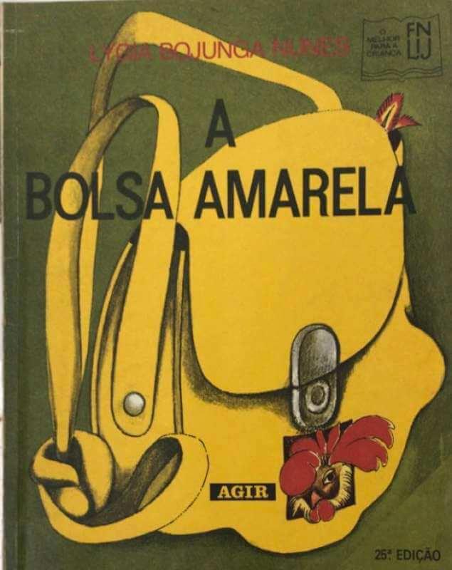 bolsa Amarela - 12 livros infantis para você se divertir com suas crianças