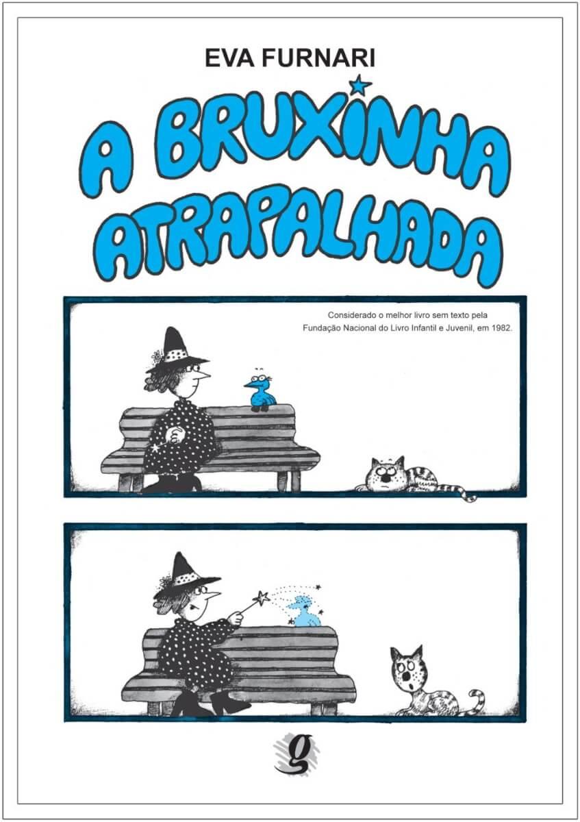 bruxinha - 12 livros infantis para você se divertir com suas crianças