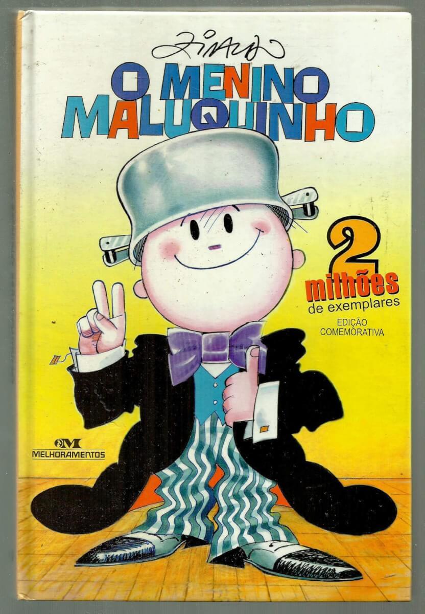 meninomaluquinhojpg - 12 livros infantis para você se divertir com suas crianças