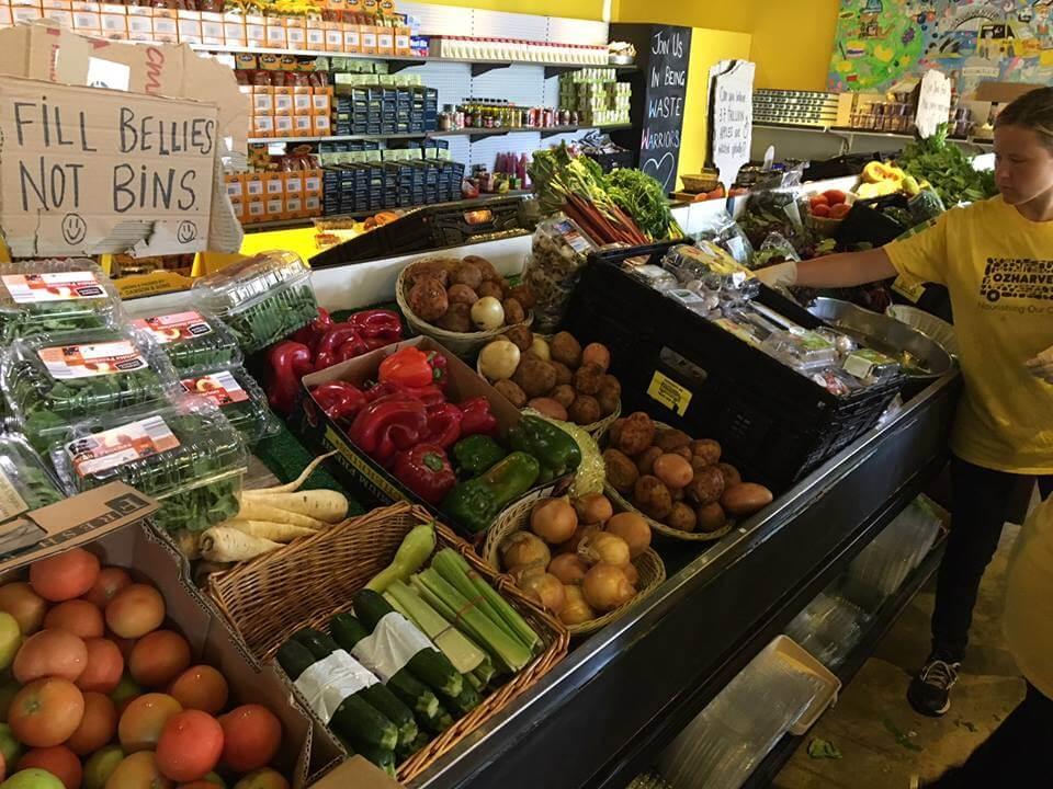 mercado - Pequenos mercados são exemplos no combate ao desperdício de comida