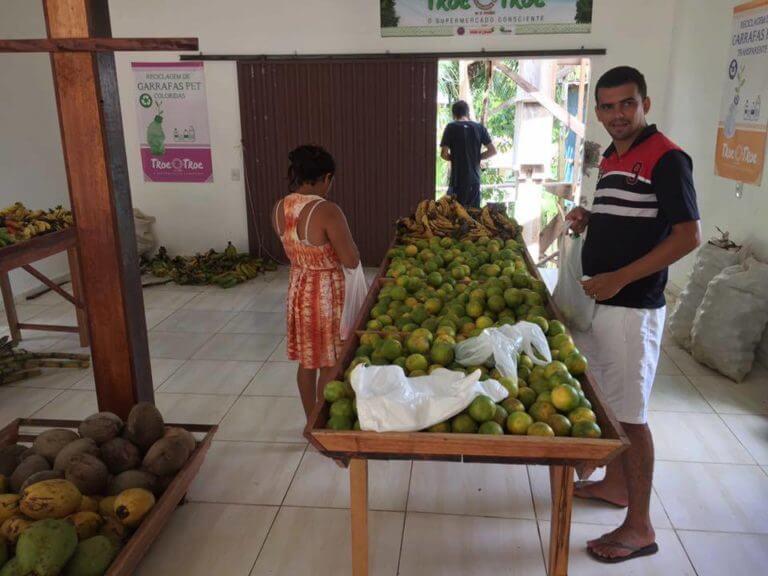 troctroc - Pequenos mercados são exemplos no combate ao desperdício de comida