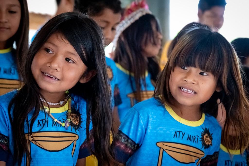 indiazinha - Os projetos da Usina de Itaipu que restauram o meio ambiente e apostam na igualdade social