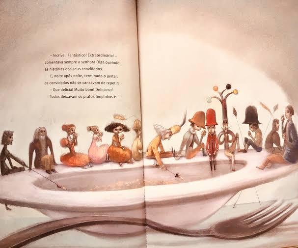 senhora olga - 30 livros incríveis para começar a biblioteca de suas crianças
