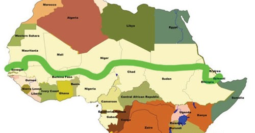 GrandeMuralhaVerdeAfrica - Para conter a desertificação, países africanos investem numa Grande Muralha Verde