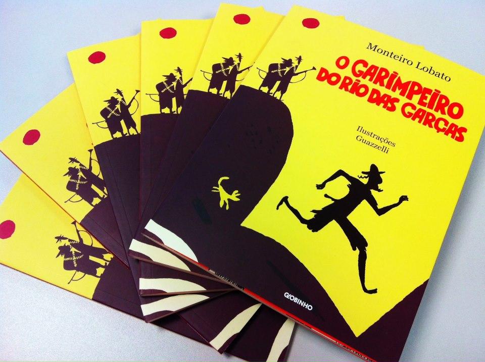 garimpeiro - 18 livros infantis para ajudar a formar a consciência ambiental de toda a família