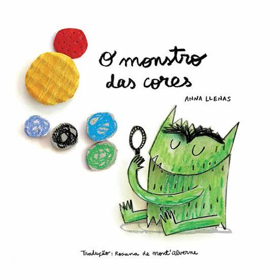 monstrocores - 30 livros incríveis para começar a biblioteca de suas crianças