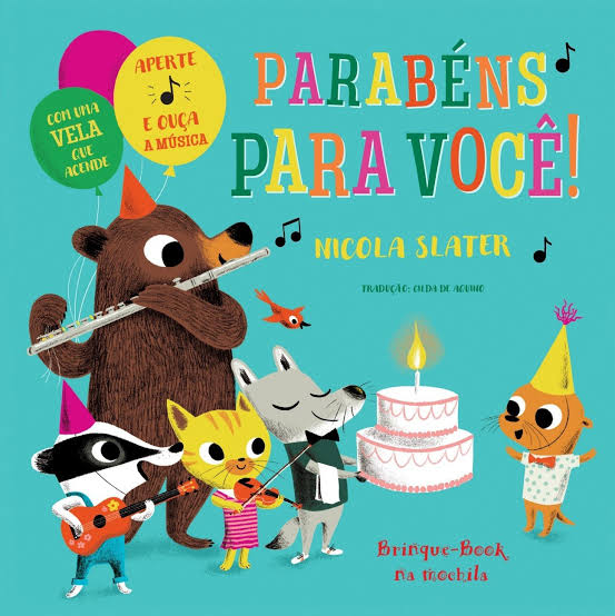 parabens 1 - 30 livros incríveis para começar a biblioteca de suas crianças