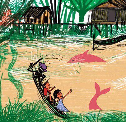 tapajos - 18 livros infantis para ajudar a formar a consciência ambiental de toda a família