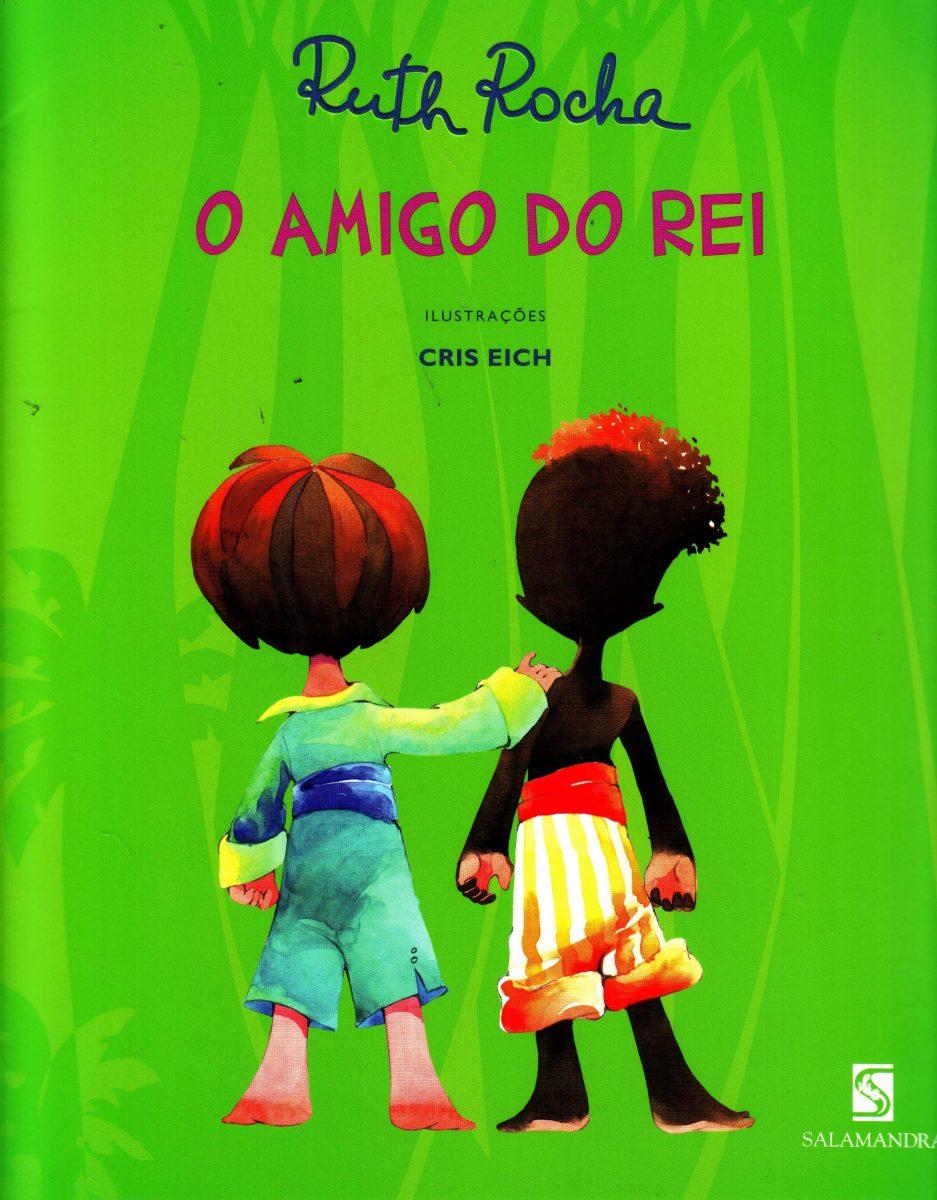 oamigodorei scaled - Dicas de livros e filmes infantis que falam sobre identidade, aceitação e o respeito à diversidade