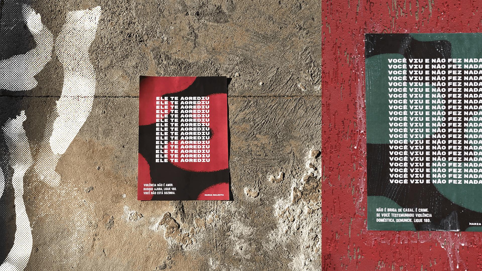 MariaMaldita 03 Imagem Acervo pessoal - Os inconformados encontram no design ativista a sua linguagem