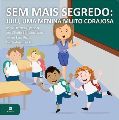 juju - 6 livros infantis que falam sobre assédio sexual de maneira lúdica e educativa