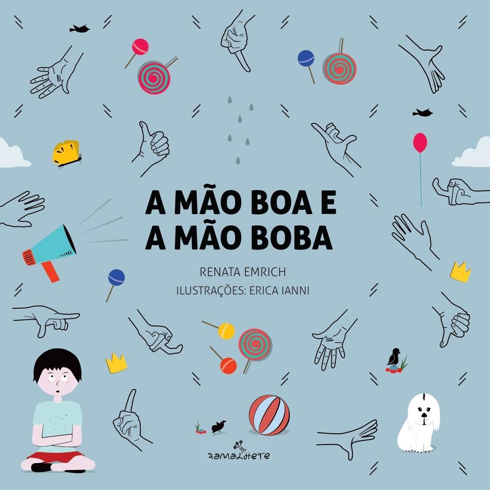 mao - 6 livros infantis que falam sobre assédio sexual de maneira lúdica e educativa