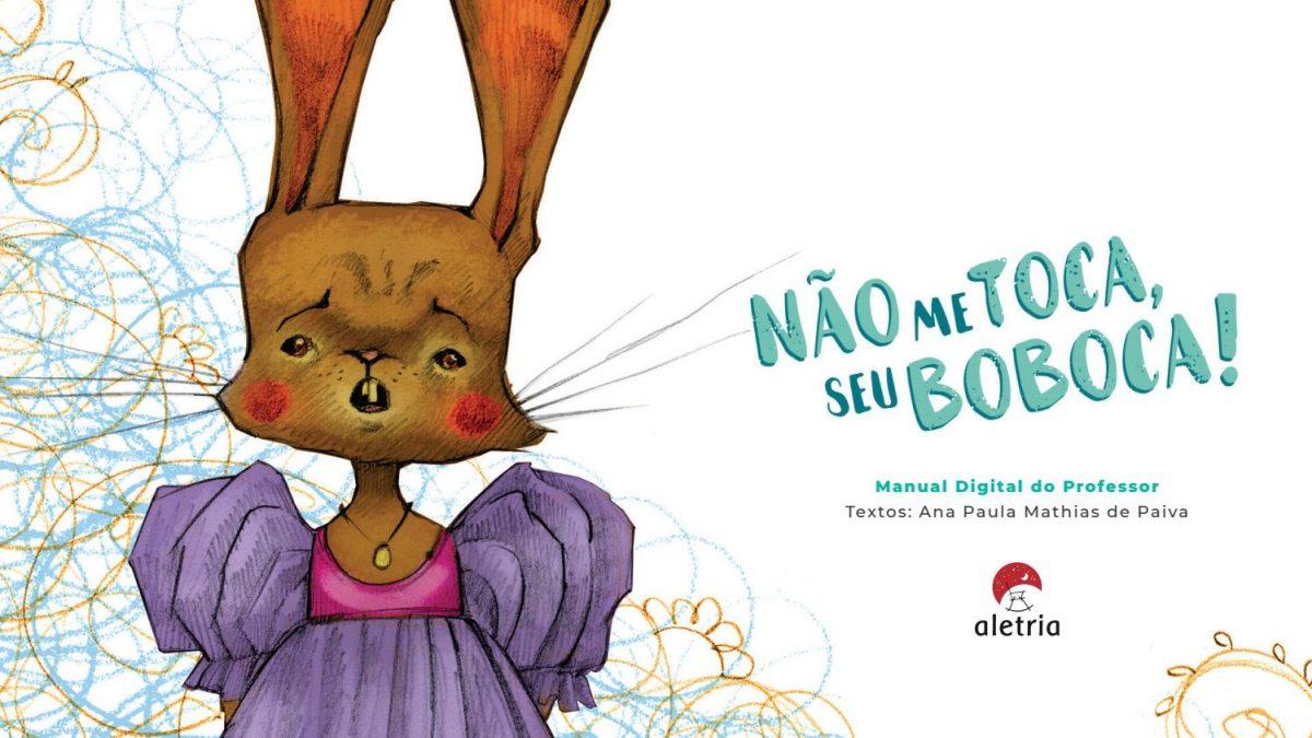naometoca scaled - 6 livros infantis que falam sobre assédio sexual de maneira lúdica e educativa