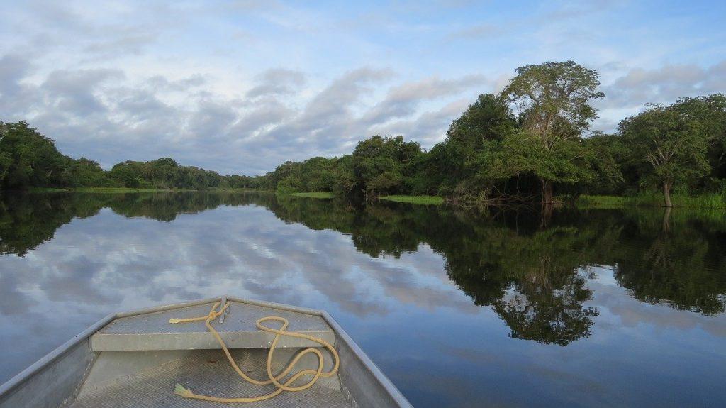 rio 1841419 1280 1024x575 - Manter a Amazônia em pé rende muito mais ao Brasil